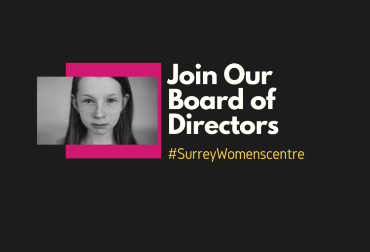 Join Our Board of Directors